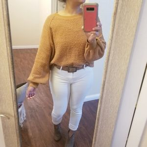 Altard state mustard Sweater